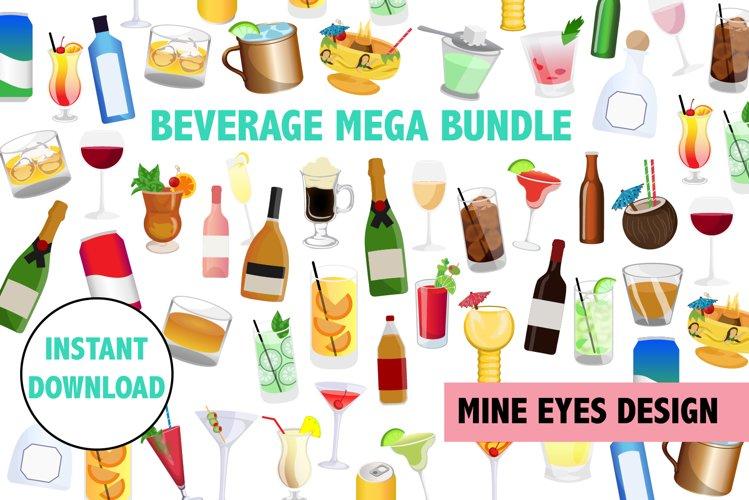Alcohol Beverage Mega Bundle
