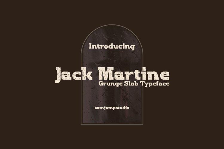 Jack Martine example image 1