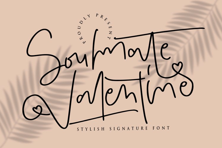 soulmate valentine example image 1
