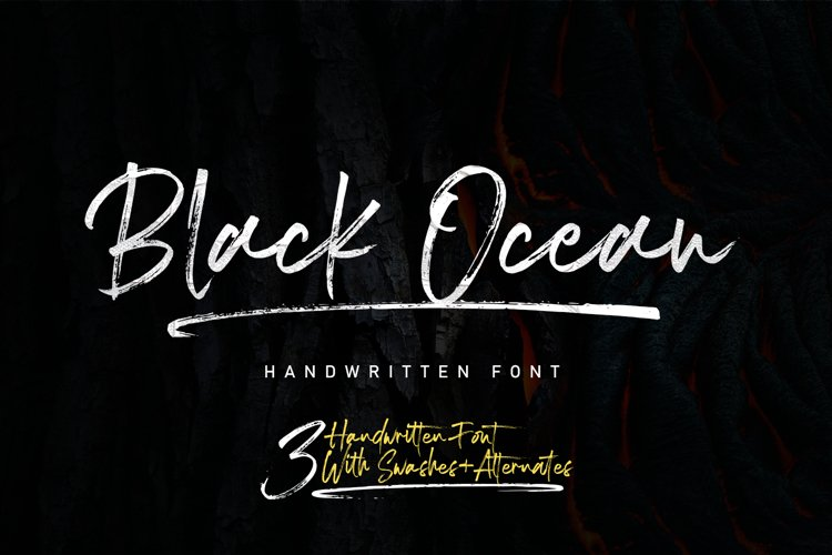 Black Ocean example image 1