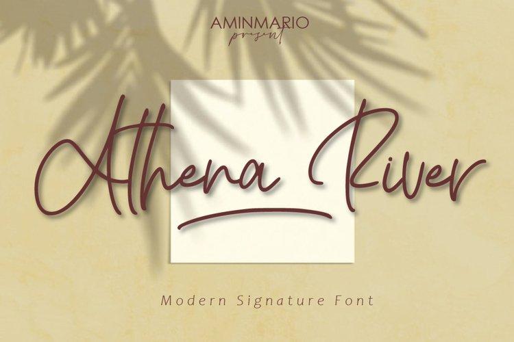 Athena River example image 1