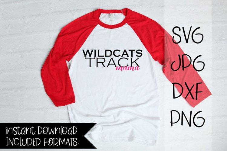 Wildcats Track Mama example image 1