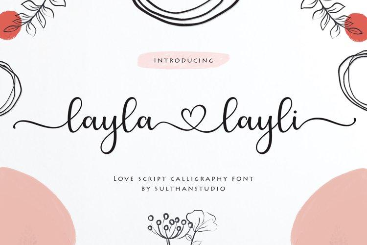 Layla layli example image 1