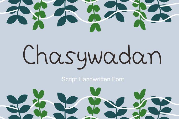 Chasywadan example image 1