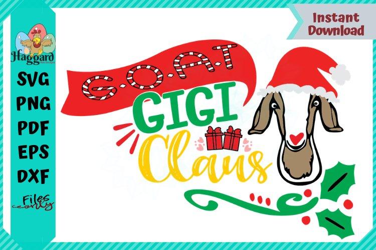 G.O.A.T GIGI Claus example image 1