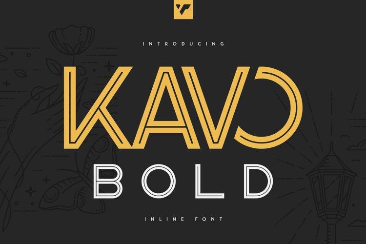 Kavo Inline Bold example image 1