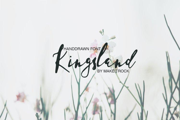 Kingsland example image 1