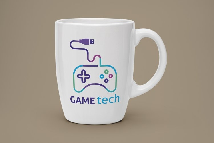 Game Tech Logo example image 1