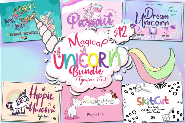 Magical Unicorn Bundle!
