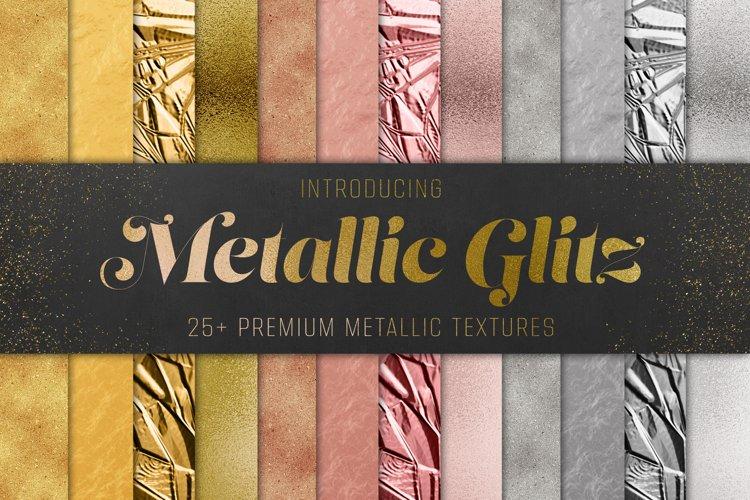 Metallic Textures example image 1