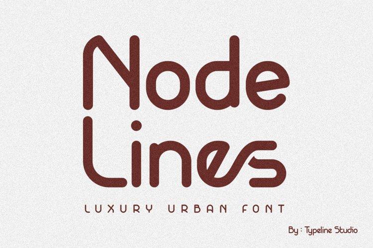 Nodelines
