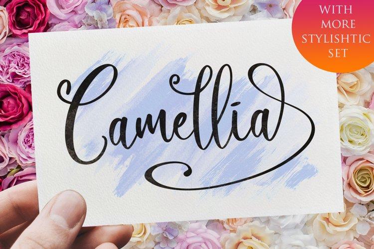 Camellia Script example image 1