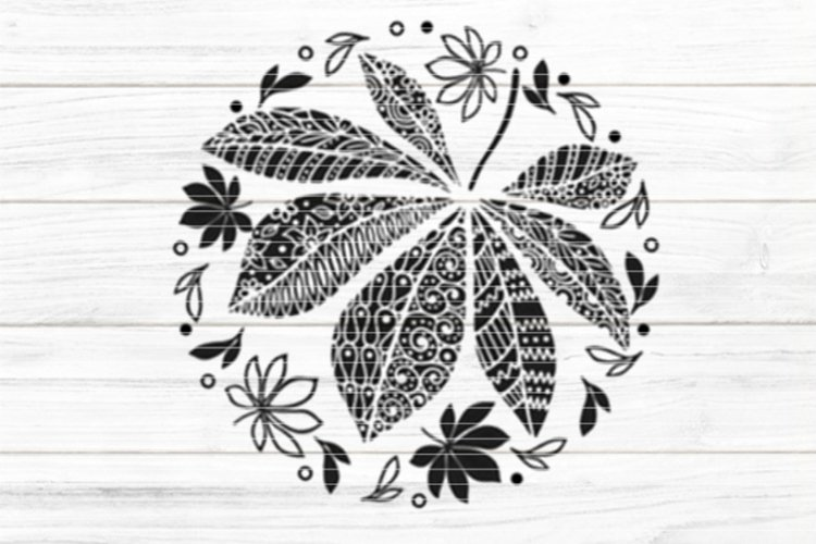 Leafs deco example image 1