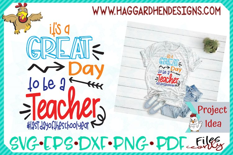 Great Day to be a Teacher example image 1