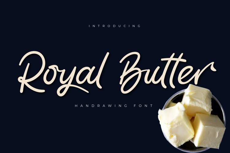 Royal Butter example image 1