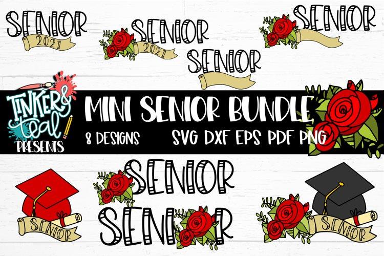 Mini Senior 2021 SVG Bundle