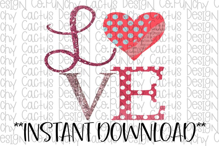 Love Sublimation Download, Valentines Day