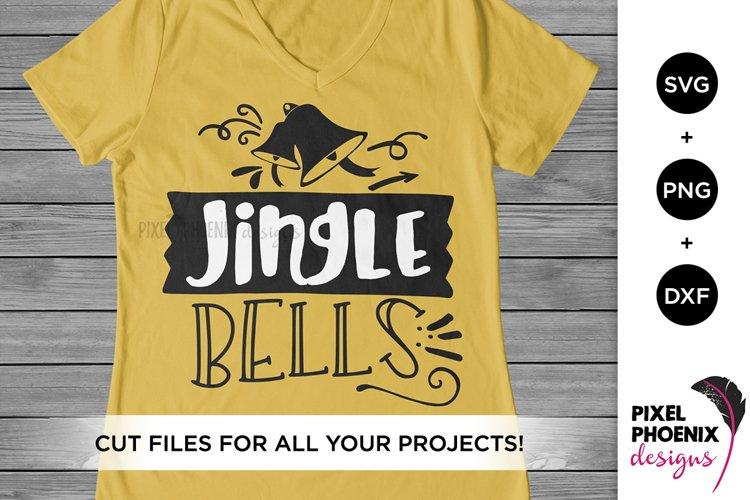 Jingle Bells - Christmas SVG example image 1