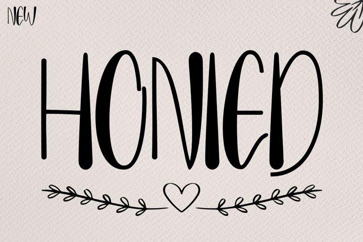 Honied