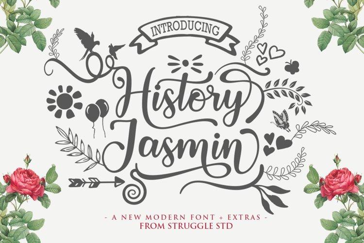 History Jasmin