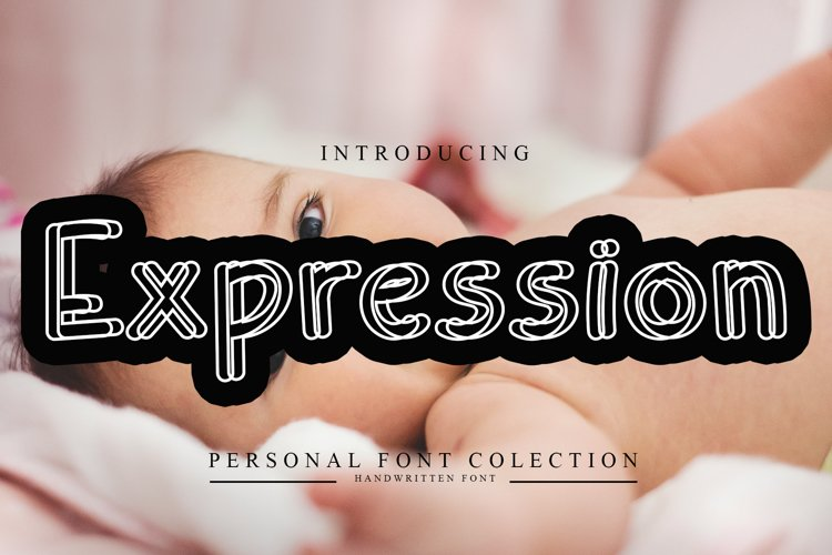 Expression example image 1