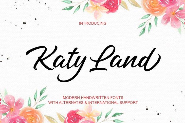 Katy Land example image 1