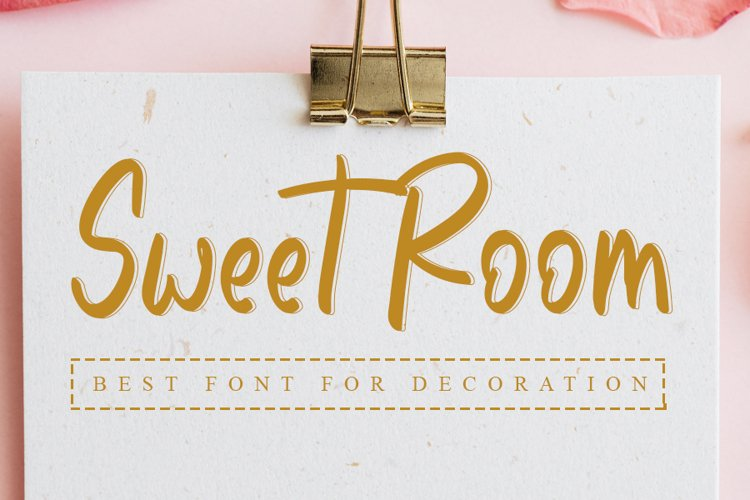Sweet Room example image 1