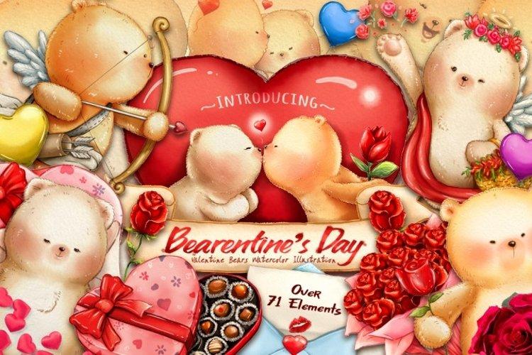 Bearentines Day