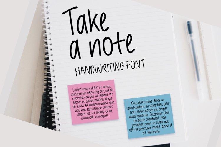 Take a Note