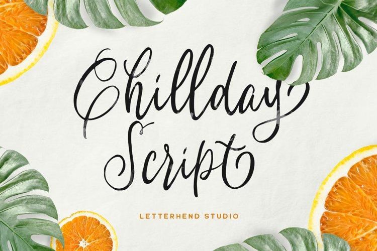 Chillday Script example image 1
