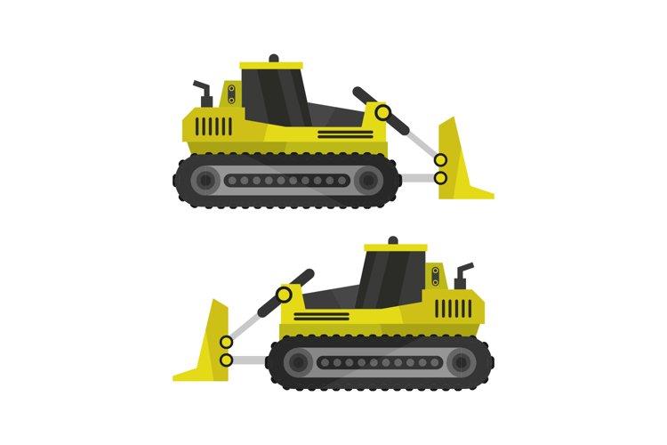 excavator icon example image 1