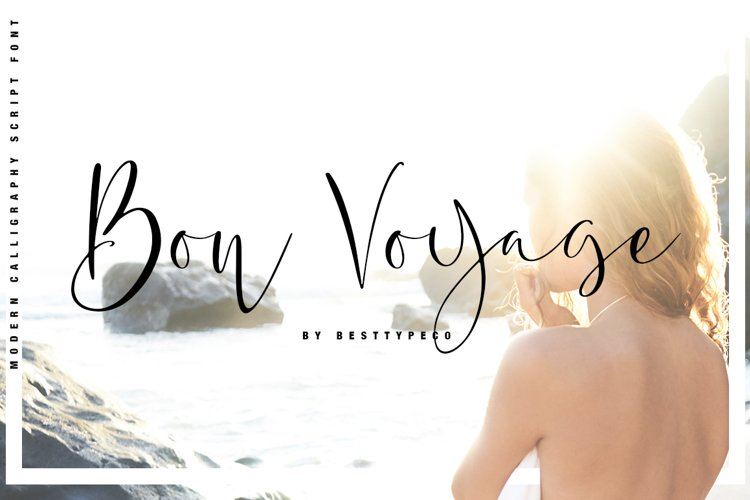 Bon Voyage example image 1