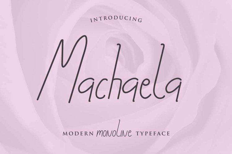 Machaela example image 1