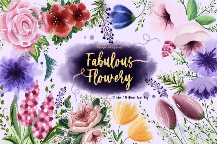 Fabulous Flowery example image 1