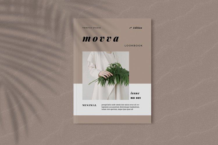 Mova Lookbook Magazine example image 1