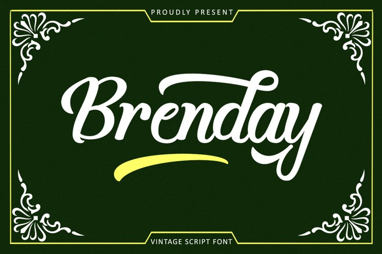 Brenday example image 1