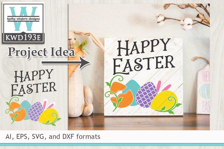 Easter SVG - Happy Easter