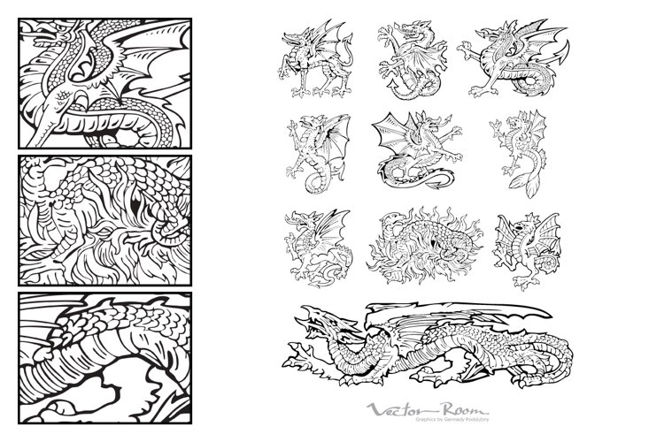 Heraldic Monsters Vol. X example image 1