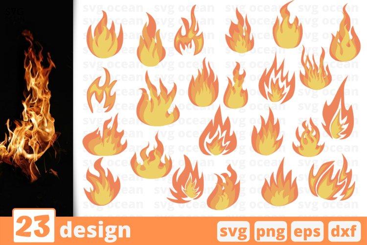 23 FIRE SVG BUNDLE   Flame svg   Fireplace cricut   Fire