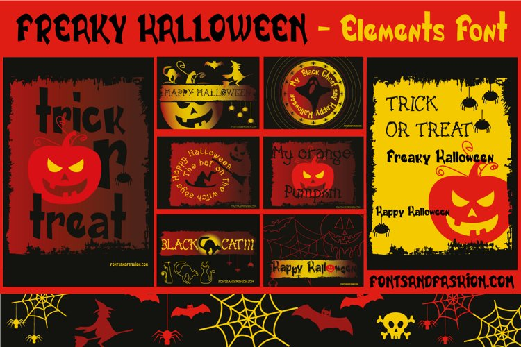 Freaky Halloween example image 1