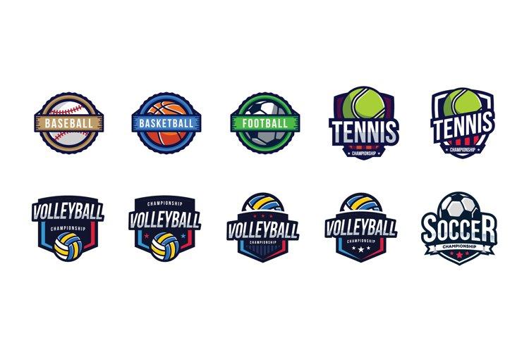 70 American Logo Sports example 5