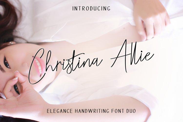 Christina Allie example image 1