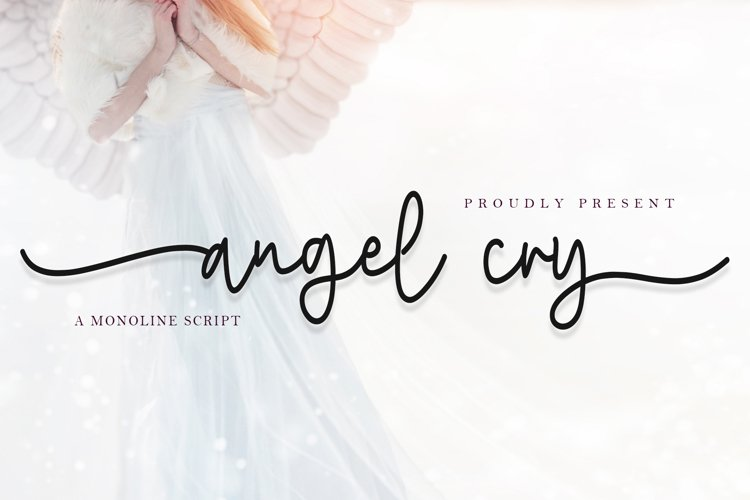Angel Cry example image 1