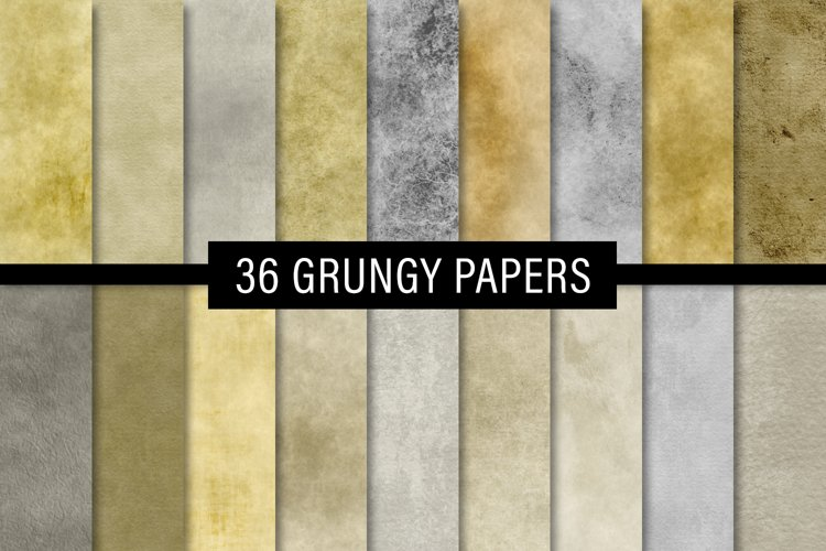Grungy Papers example image 1