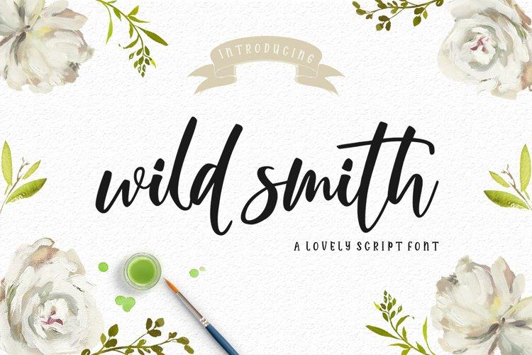 Wild Smith example image 1