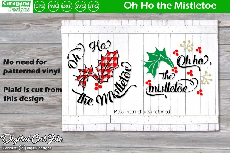 Oh Ho the Mistletoe example image 1