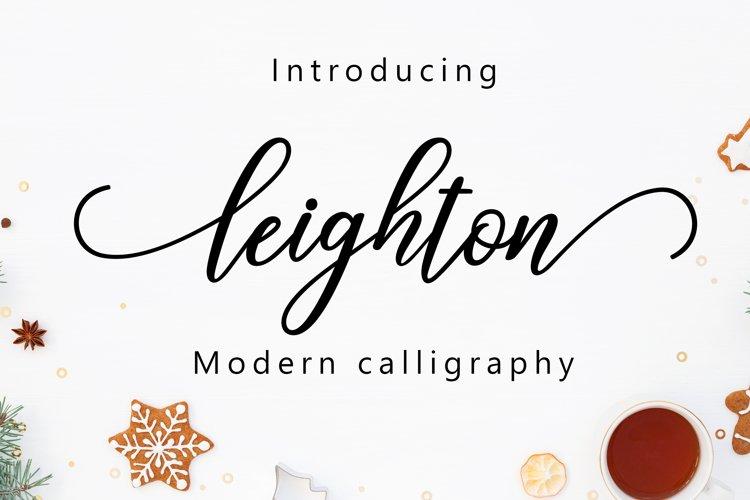 Leighton example image 1
