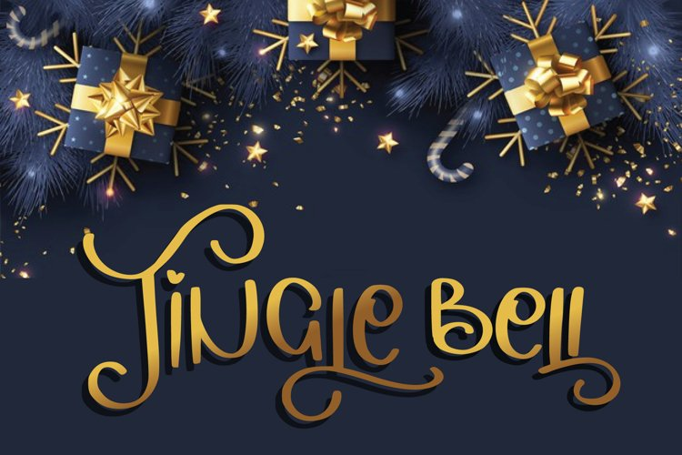 new year jingle bell example image 1