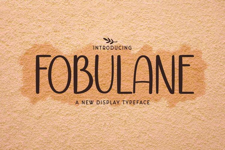 Fobulanee example image 1