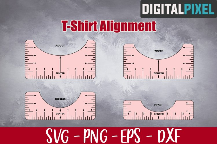 T Shirt Alignment Guide, T Shirt Alignment Tool
